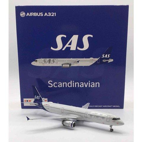A321 SAS Scandinavian 2019 new livery OY-KBH 1:200