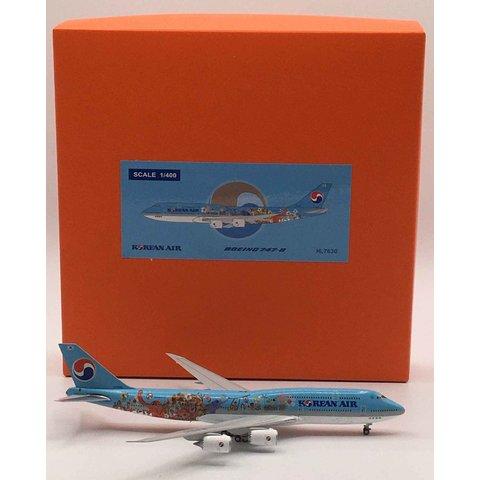B747-8I Korean Air 11th Children's HL7630 1:400