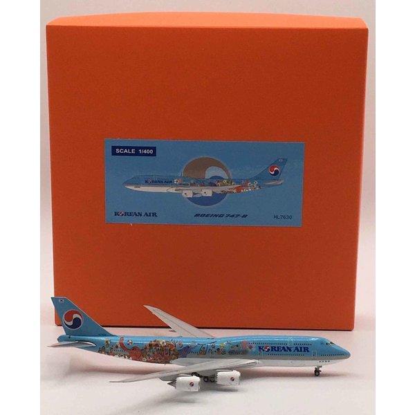 JC Wings B747-8I Korean Air 11th Children's HL7630 1:400