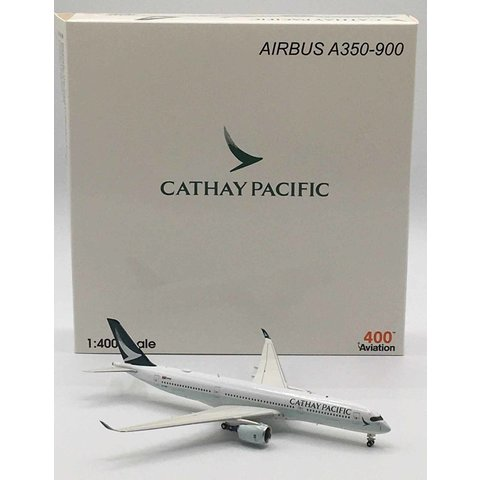 A350-900 Cathay Pacific B-LRT 1:400 with stand