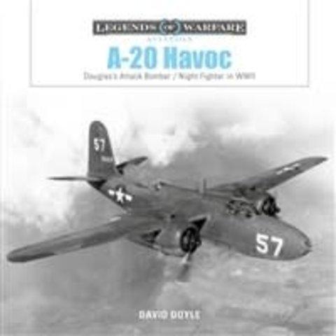A20 Havoc: Legends of Warfare HC