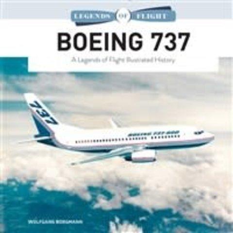 Boeing 737: Legends of Flight HC