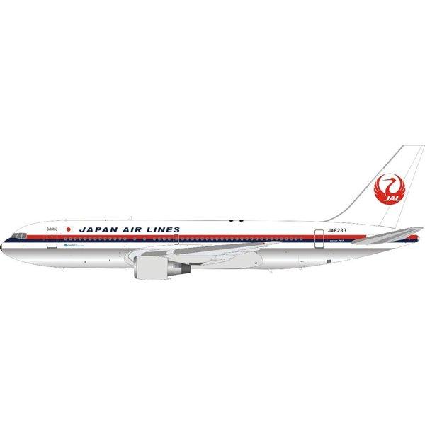 JFOX B767-200 JAL old livery JA8233 1:200 polished +Preorder+