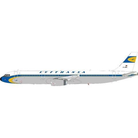 A321 Lufthansa Retro livery D-AIRX 1:200 +preorder+