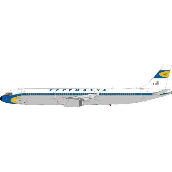 JFOX A321 Lufthansa Retro livery D-AIRX 1:200 +preorder+