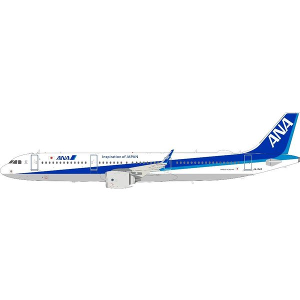 JFOX A321S ANA All Nippon JA144A sharklets 1:200 +preorder+