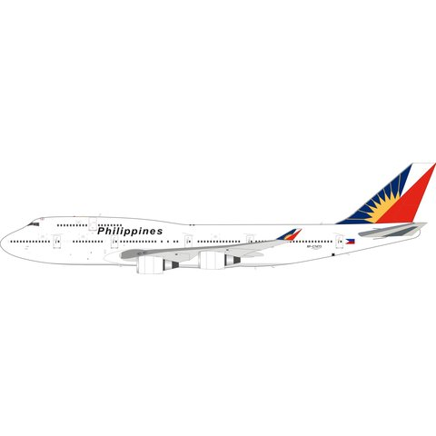 B747-400 Philippine Airlines RP-C7473 1:200 +preorder+