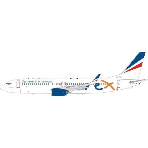B737-800W REX Regional Express VH-REX 1:200 +Preorder+
