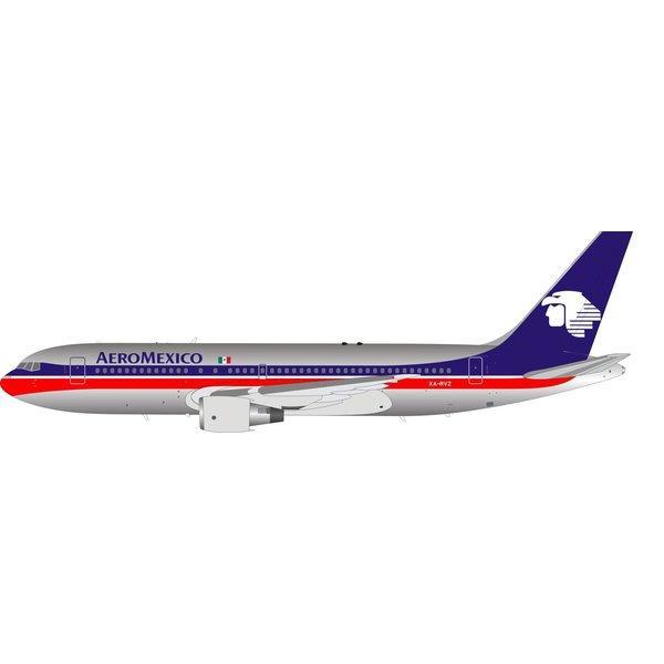 InFlight B767-200 AeroMexico XA-RVZ 1:200 polished +Preorder+
