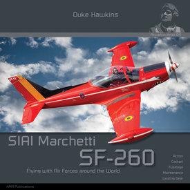 Duke Hawkins HMH Publishing Siai-Marchetti SF260: Aircraft in Detail #016 SC