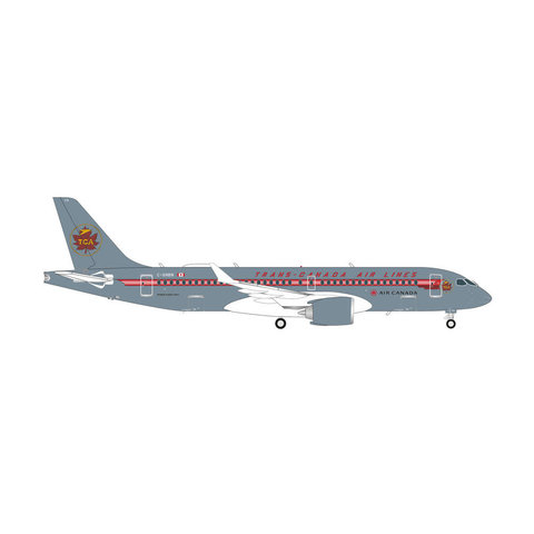 A220-300 Air Canada TCA Retro livery C-GNBN 1:200 Herpa +Preorder+