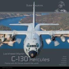 Duke Hawkins HMH Publishing Lockheed-Martin C-130 Hercules: Aircraft in Detail #009 SC