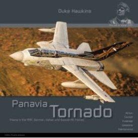 Duke Hawkins HMH Publishing Panavia Tornado: Aircraft in Detail #005 SC