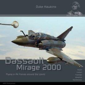 Duke Hawkins HMH Publishing Dassault Mirage 2000: Aircraft in Detail #003 SC