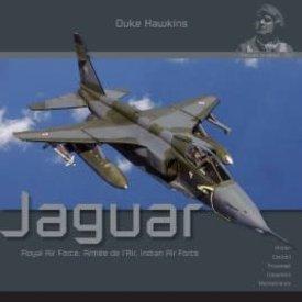 Duke Hawkins HMH Publishing Sepecat Jaguar: Aircraft in Detail #001 SC