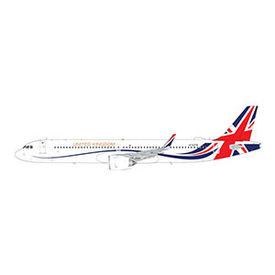 Gemini Jets A321neo Titan Airways UNITED KINGDOM G-XATW  1:200 +FUTURE+ +Preorder+