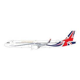 Gemini Jets A321neo Titan Airways UNITED KINGDOM G-XATW  1:200