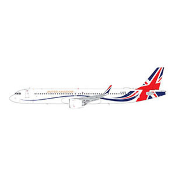 Gemini Jets A321neo Titan Airways UNITED KINGDOM G-XATW  1:200 +Preorder+