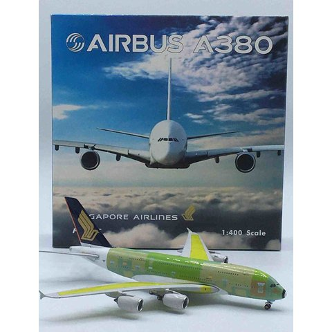 A380-800 Singapore Airlines primer F-WWST 1:400