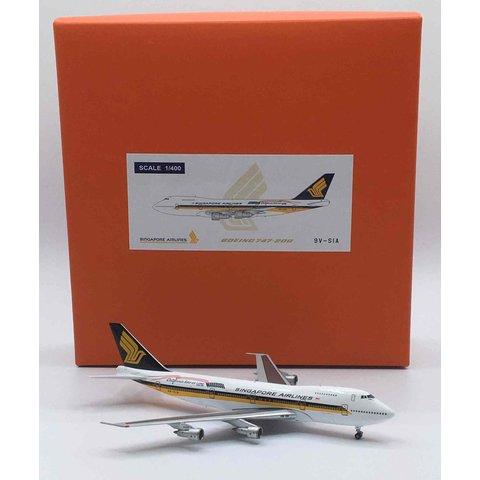 B747-200 Singapore California 9V-SIA 1:400