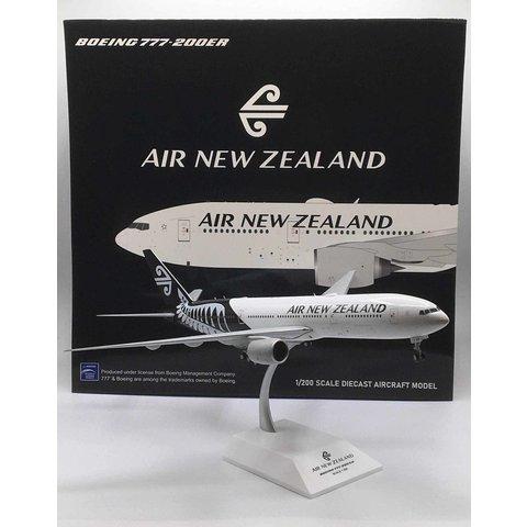 B777-200ER Air New Zealand 2014 livery ZK-OKF 1:200
