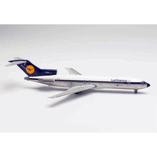 Herpa B727-200 Lufthansa 50th Anniversary 1:200 diecast +preorder+
