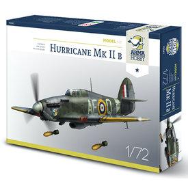 Arma Hobby Hawker Hurricane Mk.IIb 1:72