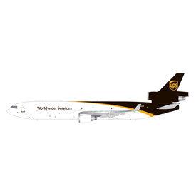 Gemini Jets MD11F UPS United Parcel Service N281UP 1:200