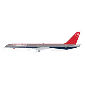 Gemini Jets Northwest Airlines B757-200 N541US bowling shoe livery 1:200 +Preorder+