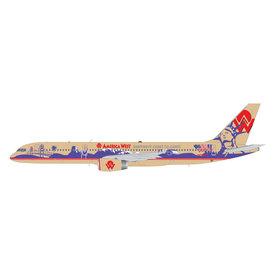 "Gemini Jets America West Airlines B757-200 N902AW ""Teamwork Coast to Coast"" 1:200"