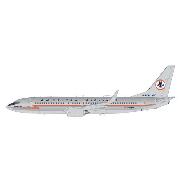 Gemini Jets B737-800W American Astrojet N905NN 1:200 polished