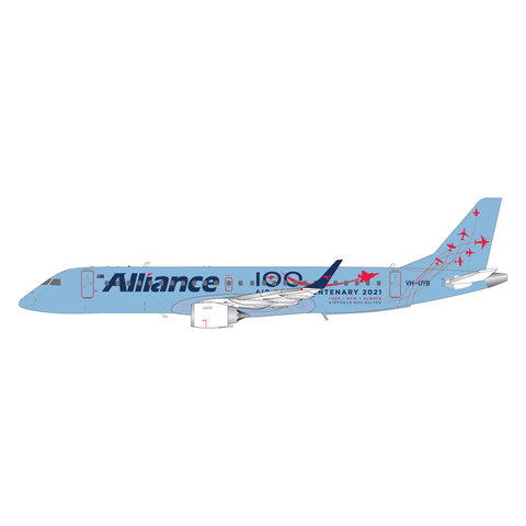 """Alliance Airlines E190 VH-UYB """"Air Force Centenary 2021"""" 1:200"""