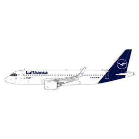 Gemini Jets A320neo Lufthansa 2019 livery D-AIJA 1:400