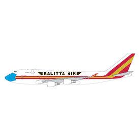 Gemini Jets Kalitta Air B747-400(BCF) N744CK mask livery 1:400