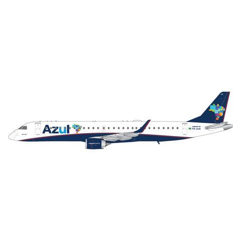 Embraer ERJ195 Azul Airlines PR-AUK 1:400
