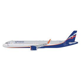 Gemini Jets A321neo Aeroflot Russian Airlines VP-BPP 1:400 +Preorder+