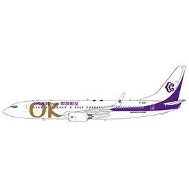 JC Wings OK Air B737-800 B-5367 ΓÇ£Old SchemeΓÇØ 1:200