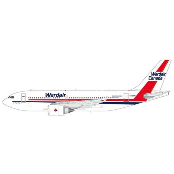 JC Wings A310-300 Wardair C-GDWD 75 1:200 +preorder+