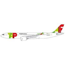 JC Wings TAP Air Portugal A330-900neo CS-TUA ΓÇ£A330neo TitleΓÇØ 1:400