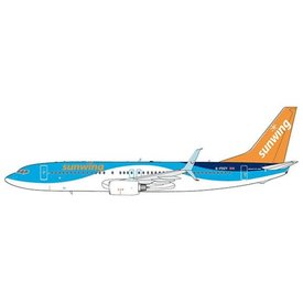 JC Wings B737-800S Sunwing Airlines / Tui Hybrid G-FDZY 1:400