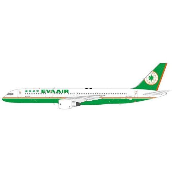 JC Wings B757-200 EVA Air B-27021 1:400