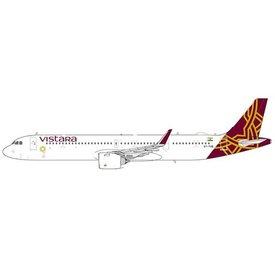 JC Wings Vistara A321neo VT-TVB 1:400