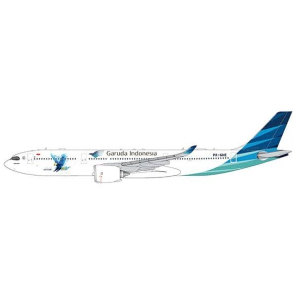 JC Wings A330-900neo Garuda Great Experience A330-900neo PK-GHE 1:400