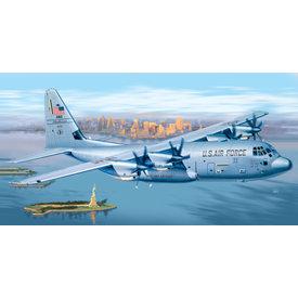 Italeri C130J  Hercules  USAF, RAF & Italian 1:72