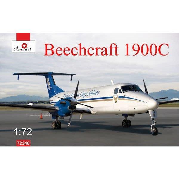 AMODEL Beechcraft 1900C Falcon Cargo Express 1:72