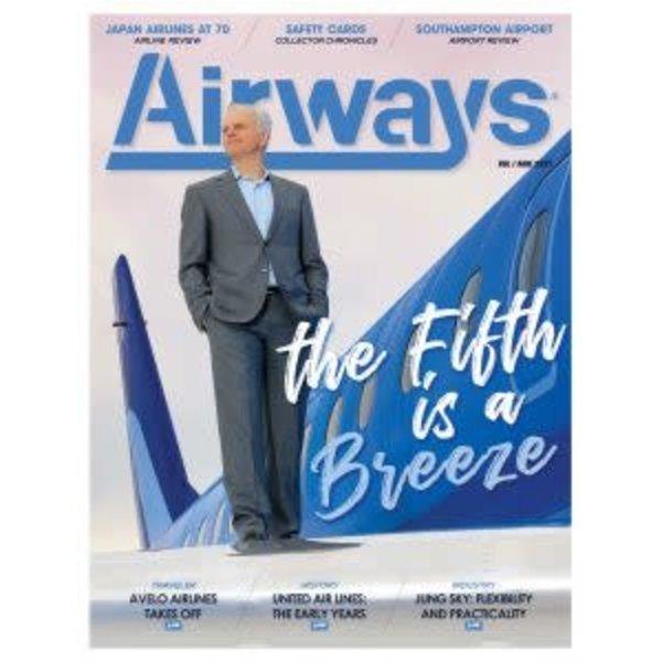 Airways Magazine July / August 2021 issue