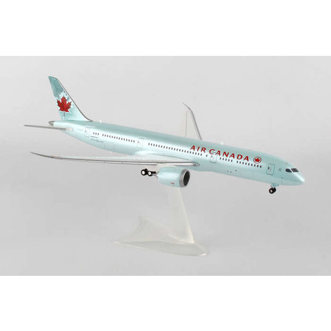 B787-9 Dreamliner Air Canada 2004 livery 1:200 (plastic) with gear+stand
