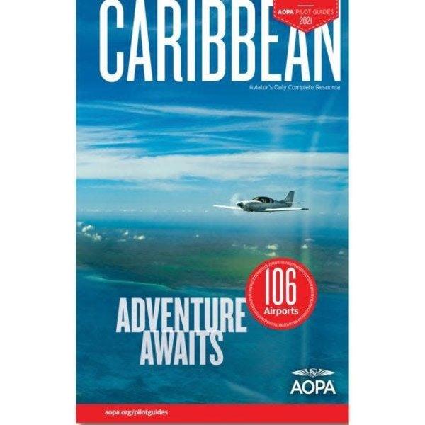 AOPA Caribbean Pilot Guide AOPA Softcover