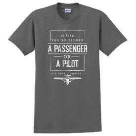 Passenger or Pilot T-Shirt