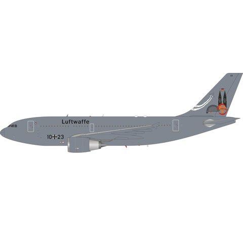 A310 Luftwaffe German Air Force grey 10+21 1:200